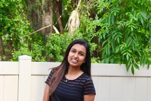 Meghana Akula, Secretary